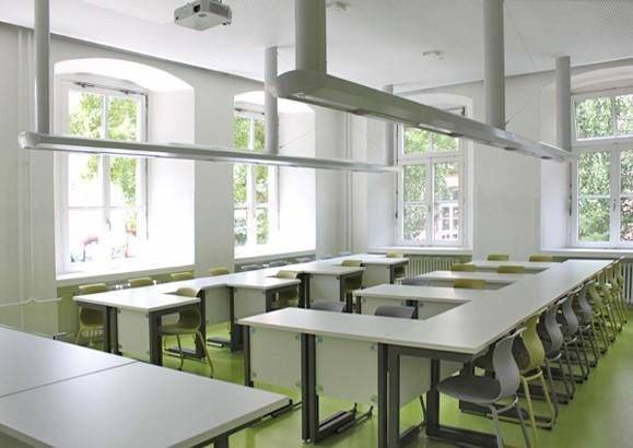 Sanierung Theodor-Heuss-Schule