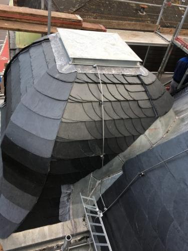 Sofienstraße Heidelberg - Dachsanierung nachher