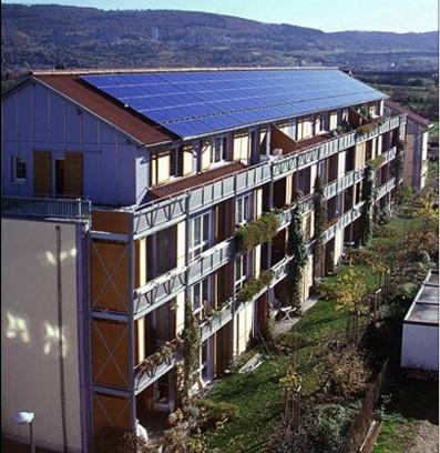 Wohnanlage Am Dorf Heidelberg II