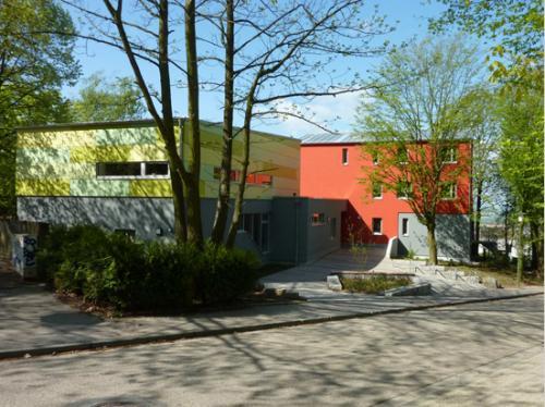 evangelische Kindertagesstätte Boxberg und Johannes-Falk-Haus I