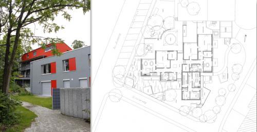 evangelische Kindertagesstätte Boxberg und Johannes-Falk-Haus V