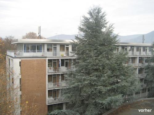 Studentenwohnen Comeniushaus Heidelberg III