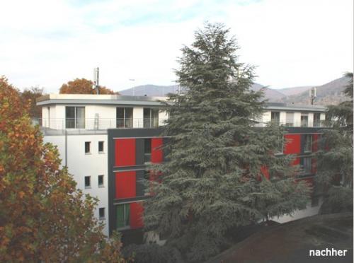 Studentenwohnen Comeniushaus Heidelberg IV