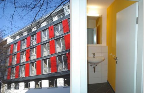 Studentenwohnen Comeniushaus Heidelberg X