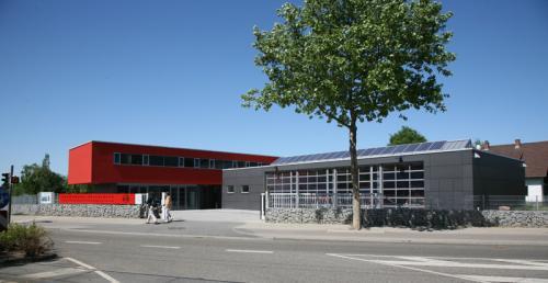 Feuerwehrgerätehaus Heidelberg I