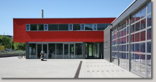 Feuerwehrgerätehaus Heidelberg III
