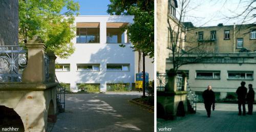 Universitäts-Frauenklinik Heidelberg II