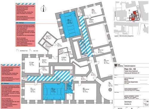 Theodor-Heuss-Schule Heidelberg Werkräume VIII