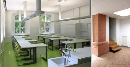 Theodor-Heuss-Schule Heidelberg VIII
