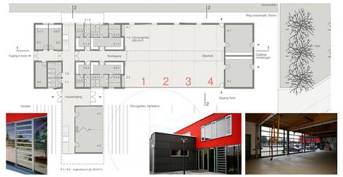 Feuerwehrgerätehaus Heidelberg IV
